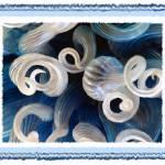 """""""Twisted blue"""" by AlluringDigital"""