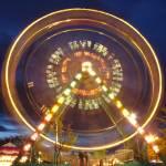 """""""Winchester Carnival Ferris Wheel"""" by gpage"""