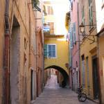 """Alley in South of France"" by perspectives"