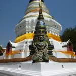 """Chedi Wat Ket Karam Chiang Mai Thailand"" by vampireskunk"