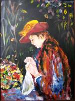 Renoir Reprod. Marie-Therese Durand