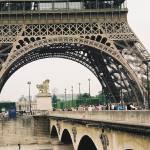 """Eiffel Tower"" by gailcorrow"