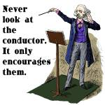 """Conductor"" by maryostudio"
