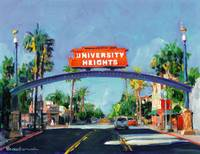 University Heights San Diego by Riccoboni