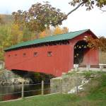 """Vermont Covered Bridge"" by AdirondackPhotoDesigns"