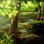 """Summer Creek"" by monicavanzant"