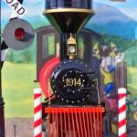 """The Little Christmas Engine 071"" by photographybydonna"