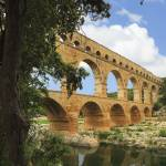 """Pont du Gard"" by Inge-Johnsson"