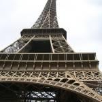 """""""Eiffel Tower II"""" by tiddleywink"""