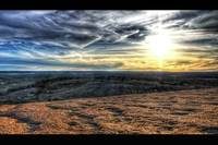 Sunset @ Enchanted Rock (Llano, TX)