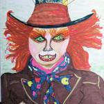 """Mad Hatter"" by SunfluerDesigns"