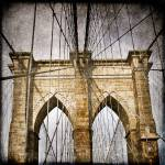 """Brooklyn Bridge"" by carlosRestrepo"