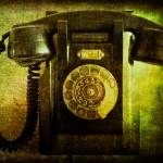 """Old Telephone"" by carlosRestrepo"