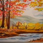 """Autumn Stream"" by wallibone"