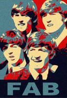Obama The Beatles Fab Four