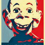 """obama Style howdy-doody show"" by finalscore"
