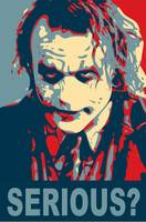 Obama Style Batman the Dark Knight Joker