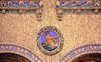 Coney Island Architectural Detail 1