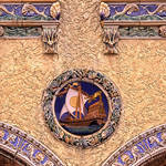 """Coney Island Architectural Detail 2"" by joegemignani"