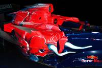 Toro Rosso F1 Hangar-7 Mozart Airport å© Egger Photography/Digital
