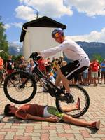 wow capture! Red Bull Bike Trial Austria © Egger :