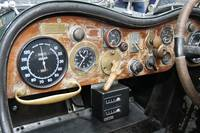 Bentley 4.5 ltr. Brooklands cockpit :: eu-moto 325
