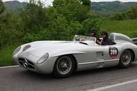 Mercedes-Benz 300 SLR David Coulthard  ©