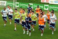 Real Madrid Trainingscamp Austria :: eu-moto