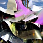 """Winery Marqués de Riscal, Frank O. Gehry"" by jmhdezhdez"