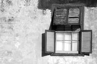 One Old Window