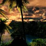 """""""Winter In The Tropics"""" by 3DArtwork"""