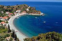 Greece Ελληνικά Ελλαδα Sampatiki Bay Arkadia Kynou