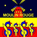 """""""Inspired by Moulin Rouge"""" by Lonvig"""