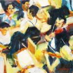 """Soloists"" by dornberg"