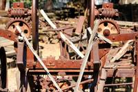 Rustic Machinery