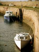 Fishing boats Cromarty