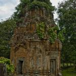 """Bakong Temple"" by visionsofbrahma"