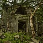 """Ruined Entrance"" by visionsofbrahma"
