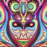 """Spirit Guide Shaman"" by cybergypsyarts"