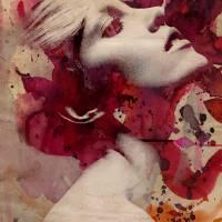 serenity Art Prints & Posters by Nikita Andrews