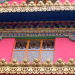 """Tibetan Buddhist Temple, McleodGanj, India"" by CrypticFragments"