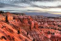 Sunrise, Bryce Canyon