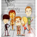 """The Big Bang Theory Poster"" by arielfajtlowicz"