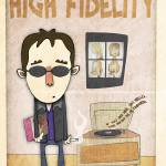 """High Fidelity Poster"" by arielfajtlowicz"
