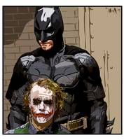 The Dark Knight & Joker