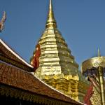 """Doi Suthep Roof"" by visionsofbrahma"