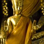 """Buddha Blessing"" by visionsofbrahma"