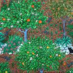 """""""garden scene"""" by AmandaWhite"""