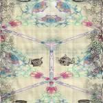 """Penny Postcard Teahouse"" by RCdeWinter"
