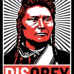"""Chief Joseph Disobey"" by libertymaniacs"